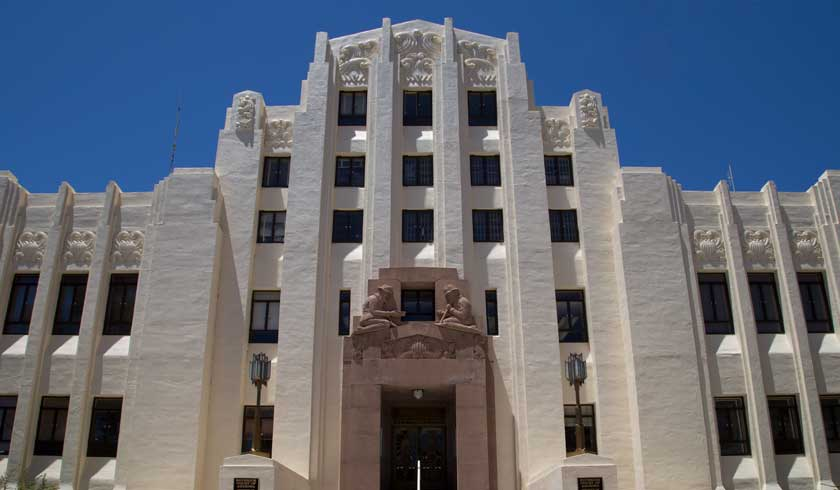 Virtual Tours of the Cochise County Courthouses In Southern