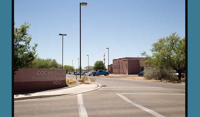 Virtual Tour of the Cochise Superior Court In Sierra Vista