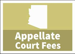 Appellate Court Fee Forms