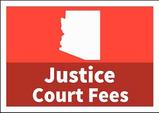 Justice Court Filing Fees