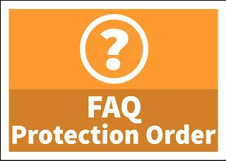 Image of FAQ Orders of Protection