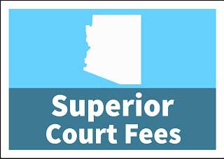 Superior Court Filing Fees